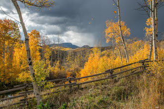 Photo: Autumn storm