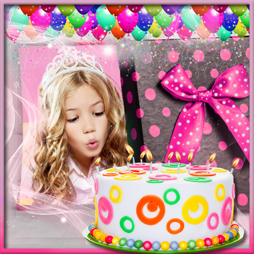 Birthday Photo Frames file APK Free for PC, smart TV Download