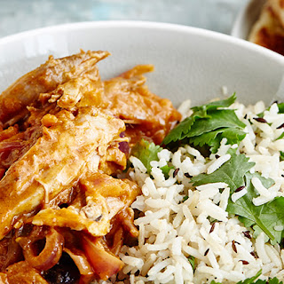 Lamb Curry With Cumin And Coriander Rice