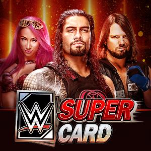 WWE SuperCard – Multiplayer Card Battle Game