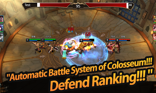 League of Masters: Legend PvP MOBA Apk Download For Android and Iphone 5