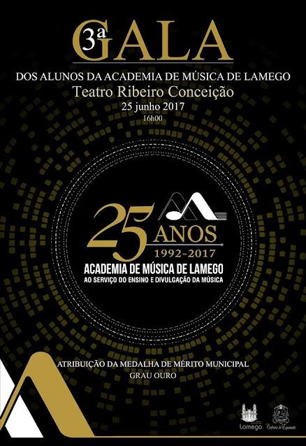 Câmara de Lamego atribui Medalha de Mérito à Academia de Música