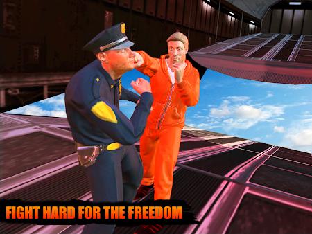 Police Airplane Prison Escape 1.6 screenshot 1108700