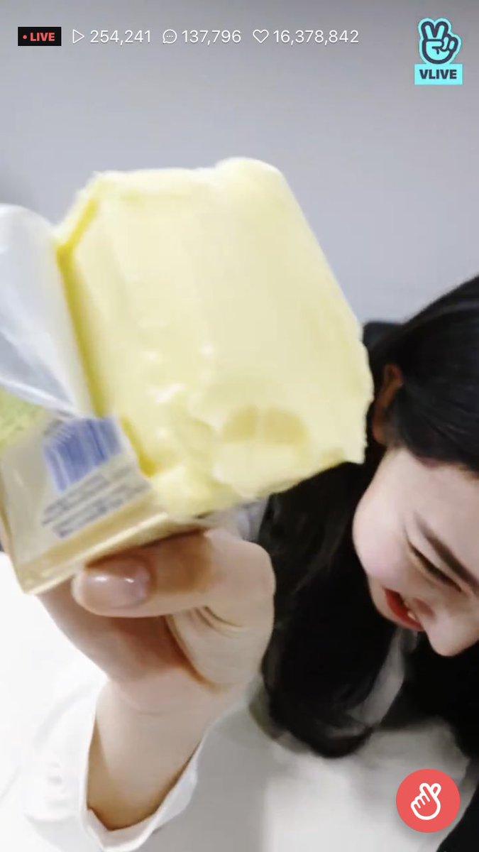 nayeon butter