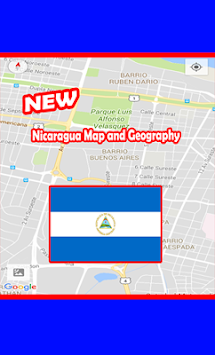 Download Nicaragua Map And Geography APK Latest Version App For - Nicaragua map download