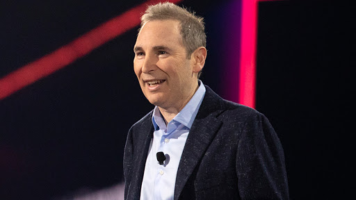 Andy Jassy, CEO of Amazon Web Services.