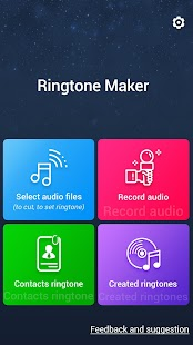 cut music, cut ringtone pro - no ads version Screenshot