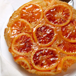 Orange Cointreau Cake Recipes