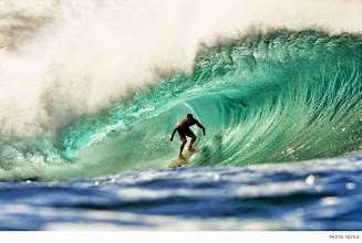 Photo: Photo of the Day: Nathan Fletcher, Pipeline. Photo: Noyle #Surfer #SurferPhotos