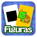 Meet the Shapes Flashcards (Spanish)