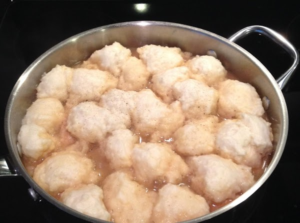 You can add a mixture of flour and water to it to thicken the...