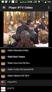 Player de Listas IPTV ? - náhled