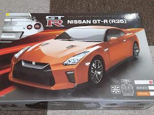 NISSAN GT-R R35のカスタム事例画像 LBワークスさんの2020年10月25日19:09の投稿