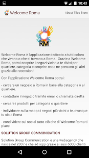 Welcome Roma- screenshot thumbnail