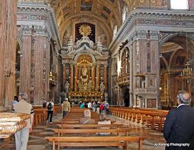 Photo: 2016-05-09. Napels. Chiesa del Gesu Nuovo.