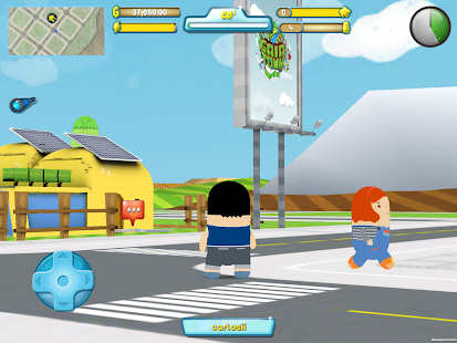 GaiaTown El Salvador screenshot