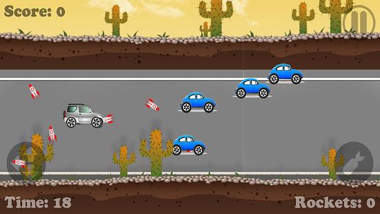 Cars Killer - náhled