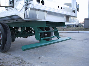 Photo: Approved Rear Underride bumper