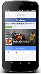 Deportes Radio- screenshot thumbnail