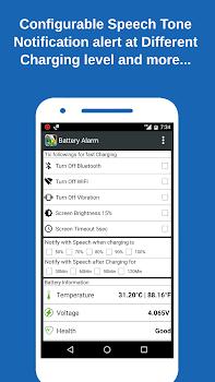 Battery Full Alarm Lite (1.6MB only)