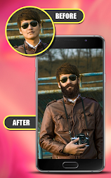 Smart Hair Style-Photo Editor APK screenshot thumbnail 5