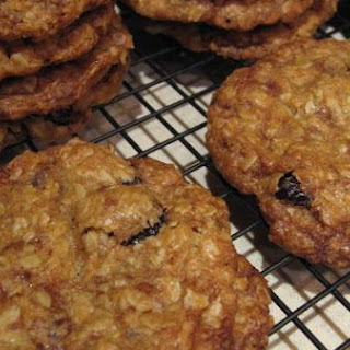 Oatmaiale Cookies (Not For Vegetarians...Maiale Is Pork In Italian. Think Bacon.)
