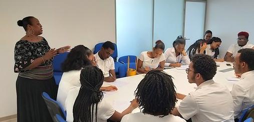 Speed-meeting avec Les Premières de Guadeloupe