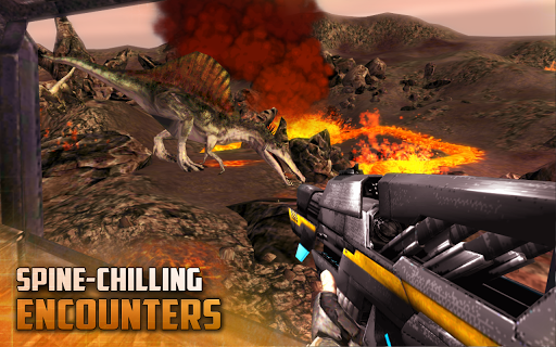 DINO GUNSHIP: Hunter Simulator