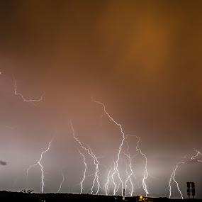 Strike by Matthew Westfall - Landscapes Weather ( pwcfoulweather )