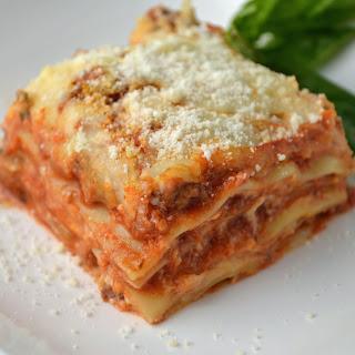 Classic Baked Lasagna