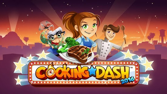COOKING DASH 2016 para Android