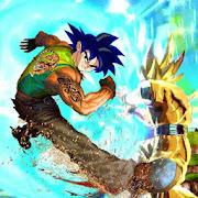 Street Goku Fighting 2: Rage Saiyan Warrior