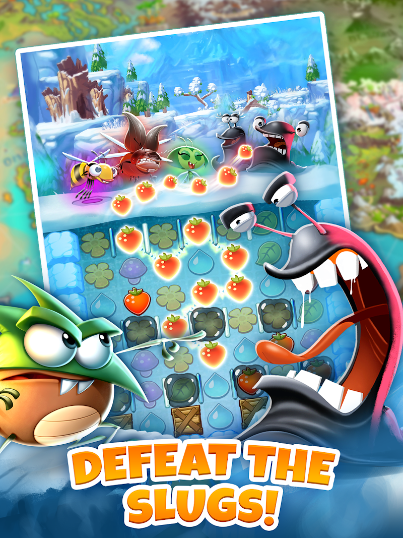 Best Fiends - Free Puzzle Game Screenshot 13