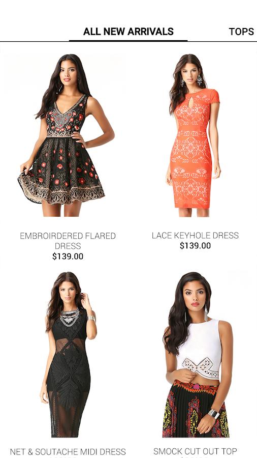bebe – Women's Fashion- screenshot