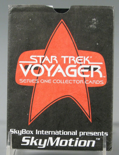 Collecting card:Star Trek: Voyager