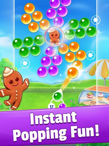 Pastry Pop Blast - Bubble Shooter apkpoly screenshots 9