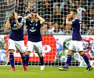 Anderlecht a fait tout ce qu'il fallait, sauf marquer un but