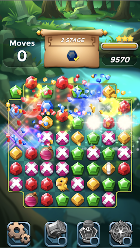 Jewel Empire: Match 3 Puzzle 1.1 screenshots 2