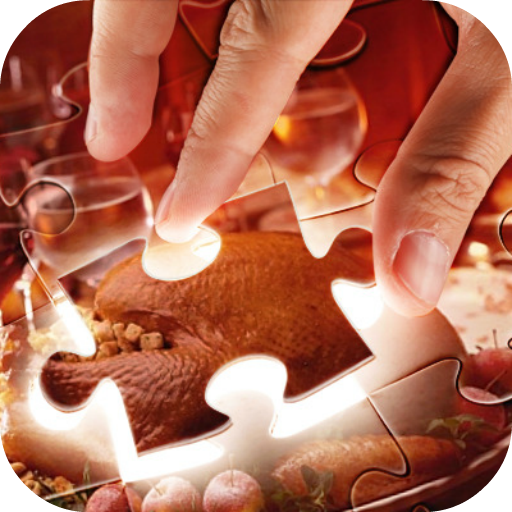 Thanksgiving Puzzle Game