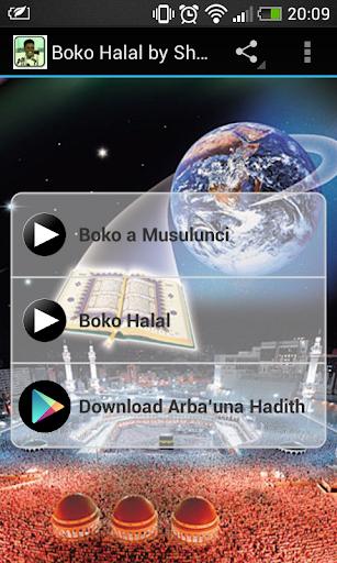 Boko Halal by Sheikh Ja'afar
