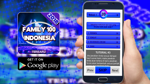 Super Kuis Family 100 Indonesia 2018 1.0.0 screenshots 3