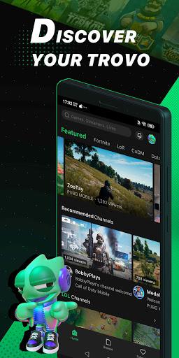Trovo - Live Stream & Games 1.6.1.25 screenshots 1