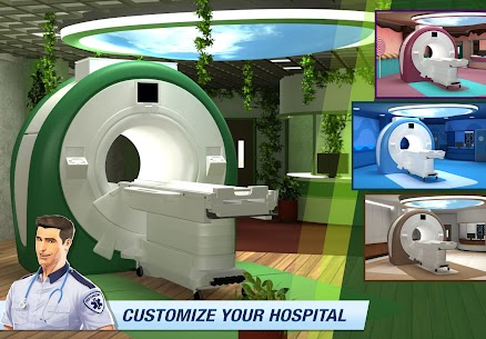 Operate Now Hospital Mod Apk 1.39.1 (Unlimited Money) 3