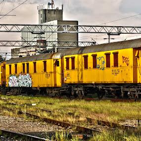 by Sanja Dedić - Transportation Trains
