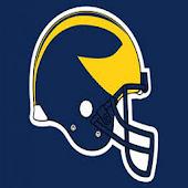 Michigan Football Database