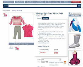 Photo: I adored this three piece outfit for my daughter. Isn't the sweater addition too cute? And the price is great!