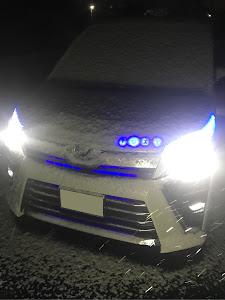 ヴォクシー ZRR85W 4WD 30年式のカスタム事例画像 NishiYanさんの2019年01月08日22:30の投稿
