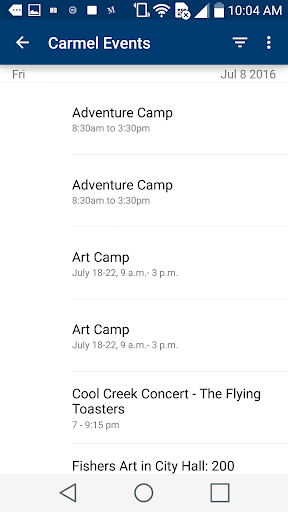 免費下載旅遊APP Carmel IN Community Guide app開箱文 APP開箱王
