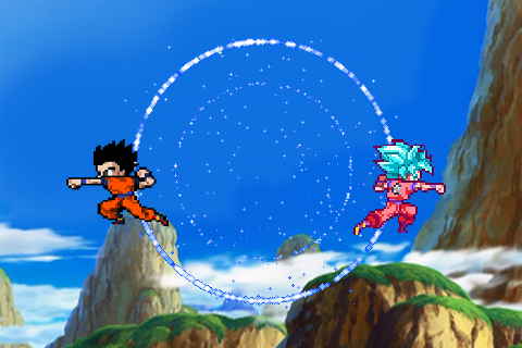 Dragon Ball Finále Tenkaichi APK screenshot thumbnail 4