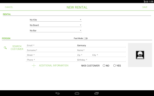 North DemoTour App